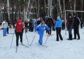 Энергичный спорт: «Томскэнергосбыт» провел зимнюю спартакиаду
