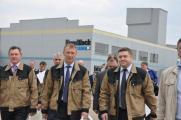 Уникальное предприятие посетил губернатор Брянской области Николай Денин