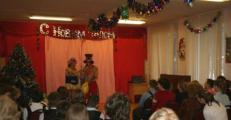 Компания Herbalife подарила детям новогодний праздник