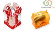 Рекламная упаковка для корпоративных подарков