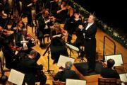 Вдохновенное выступление Международного оркестра мира под руководством В.Гергиева снискало оглушительные овации в Абу-Даби