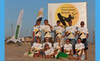 «Билайн» объявляет об открытии лагеря BeeKiteCamp на Бугазской косе