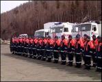 В Екатеринбурге проходит XI Чемпионат МЧС России и Первенство ВДПО по пожарно-прикладному спорту