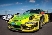 Второй Porsche Festival в Санкт-Петербурге