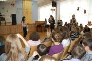 Маша Собко в социальной акции «Звезды против детской жестокости»