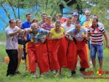 Партнеры группы BLIZKO в Нижнем Новгороде отпраздновали День строителя по-гавайски