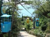 Канатная дорога из Парк–отеля «Марат» на пляж