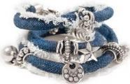 Свободолюбивое  хаки и нежная романтика- новая коллекция бижутерии Arts&Crafts  весна-лето 2011.