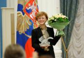 Владимир Путин вручил награды победителям конкурса «Учитель года России-2012»