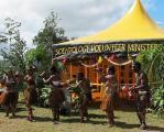 Тур доброй воли добровольных священников Церкви Саентологии повышает уровень грамотности в Папуа-Новой Гвинее