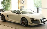 Audi R8 GT Spyder – прикоснись к мечте в Ауди Центр Москва!