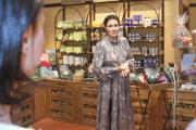 Shopping Guide «Я Покупаю. Казань» поддержал клиентский день компании Л'Окситан в Казани