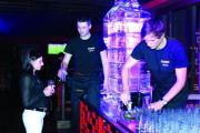 Самый большой в Украине джин-тоник от ТМ Finsbury Platinum