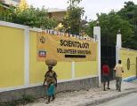 Саентологические добровольные священники открыли новую штаб-квартиру на Гаити