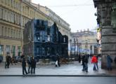 «Разрушенный дом» на Малой Садовой