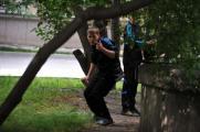 В День города в Новосибирске прошли «Патрули трезвости»