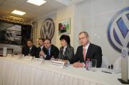 Eventum Premo обеспечило PR-поддержку пресс-конференции марки Volkswagen Коммерческие автомобили