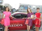 Более тысячи тюменок пили Redd's и фотографировались с Audi TT