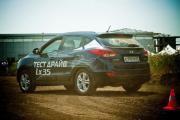 PR-Агентство «СпецПроект» организовало презентацию нового кроссовера Hyundai ix35
