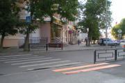 Впервые в Екатеринбурге появилась новая пешеходная «Зебра»!