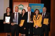 НП «Проект» удостоено высокой награды за активное участие в становлении системы саморегулирования