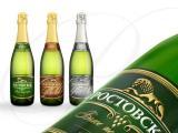 Ростовское шампанское проявляет темперамент!