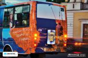 Creative Bus 2012: лучшие проекты транзитной рекламы Петербурга
