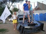 Команда «Билайн»-«GO!» примет участие в  «Battle Robot Car»