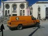 Саентологические  добровольные священники в следующей фазе - спасение Гаити