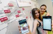 Первый смартфон LG с четрехъядерным процессором покоряет Европу