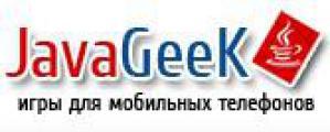 В рунете появился удобный сайт с бесплатными играми для телефонов Java-Geek.ru