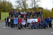 Волонтерская тропа с волонтерами  МФПУ «Синергия» пройдена!