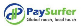 Пополнить мобильный счет теперь можно даже из-за рубежа с центрального сайта PaySurfer