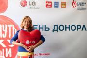 Совместный День донора LG Electronics  и  Krutoy Media  в преддверии Всемирного дня донора крови