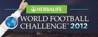 Компания Herbalife во второй раз выступит в качестве Титульного спонсора турнира World Football Challenge в 2012 году