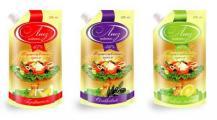 «Кинетика» разработала дизайн упаковки майонеза для «Мария-Ра»