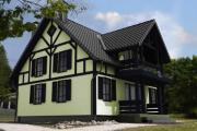 Типовой проект загородного дома в коттеджных поселках Peter Haus