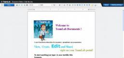 Teamlab представляет новую систему работы с документами онлайн