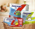 Агентство Soldis Сommunications разработало облик нового бренда  «LUXSAN»