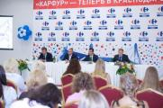 Press-conference Carrefour