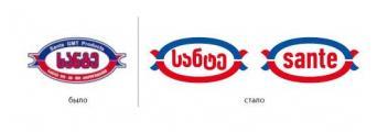 Новый молочный бренд «Santino» для рынка Грузии от POLARIS