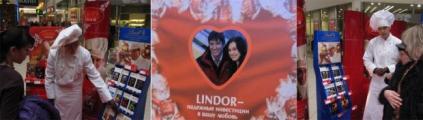 Сладкие дни с шоколадом Lindt