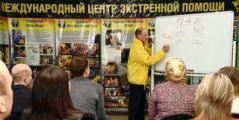 Добровольные священники представили отчет о  Транссибирском туре Доброй воли