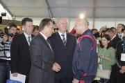 В.Л. Мутко, Н.И. Меркушкин, Ф. В. Емельяненко