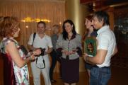 Ольга Юнакова поздравила «Фаворитов Успеха-2009»