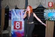 «8 канал» отметил тройной праздник в BlackBerry café