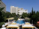 Общий вид Парк–отеля «Марат» (категория 3*) и Виллы «Парк Чаир» (категория 4*)