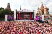 Fleishman-Hillard Vanguard и elefante собрали около 5 тысяч человек на Четвертый Марш и концерт в рамках Благотворительной программы Avon «Вместе против рака груди»