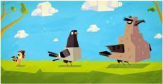 Articul Media Group против злобных птичек