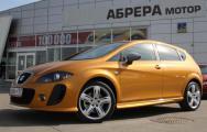 «Абрера Мотор» начинает тест-драйв «заряженной» версии SEAT Leon FR. Проверка на дороге